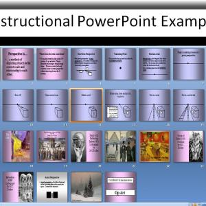 Sample instructional powerpoint presentation alysia lee asp