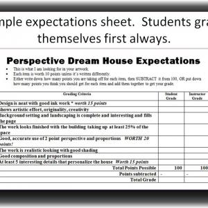 Expectations sheet alysia lee asp